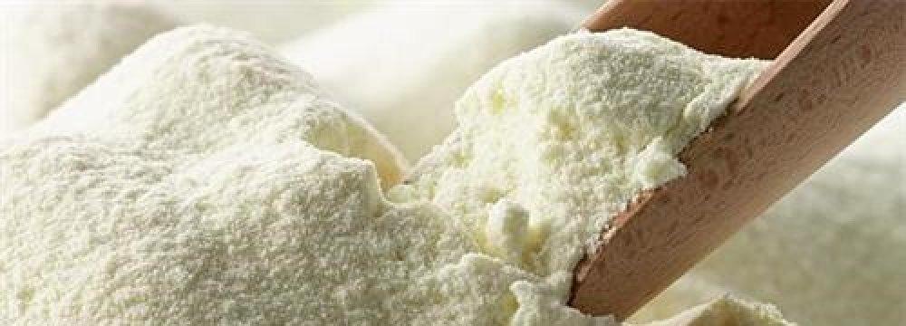 Milk Powder Exports Earn  $24 Million