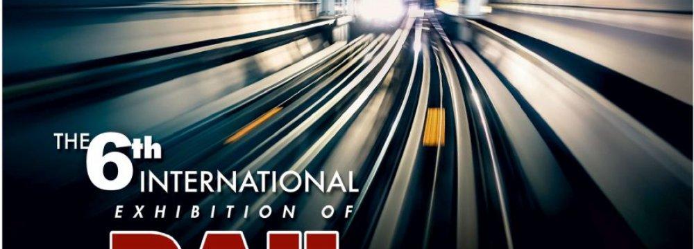 Tehran to Host RailExpo 2018 Next Month