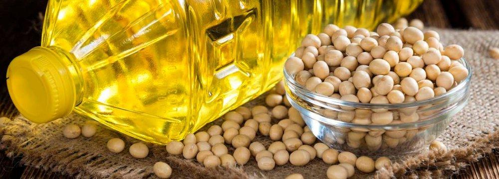 Soybean Oil Exports Top  4K Tons
