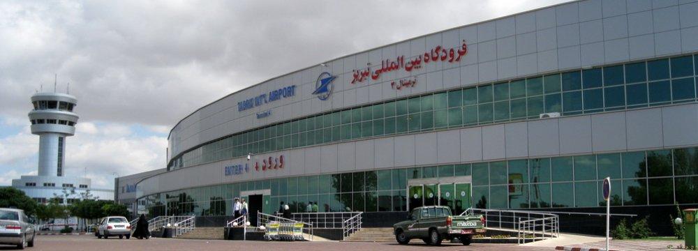 Tabriz Int'l Airport Traffic Rises 6%