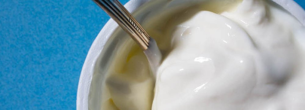 Yogurt Exports Earn $29m in Three Months