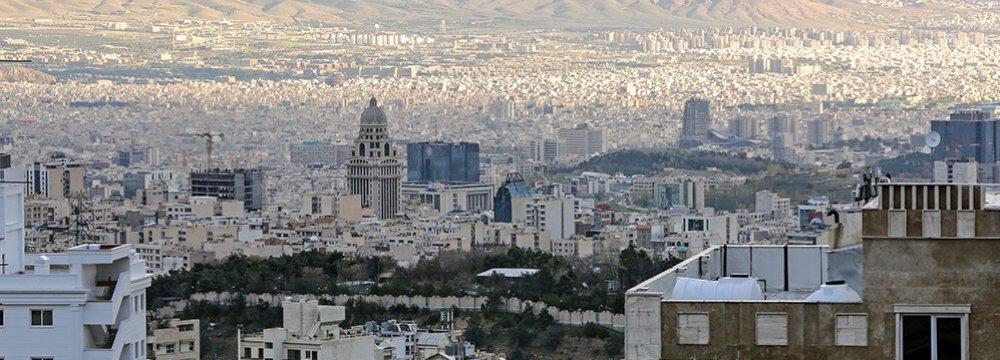 Tehran Home Sales, Prices Rise