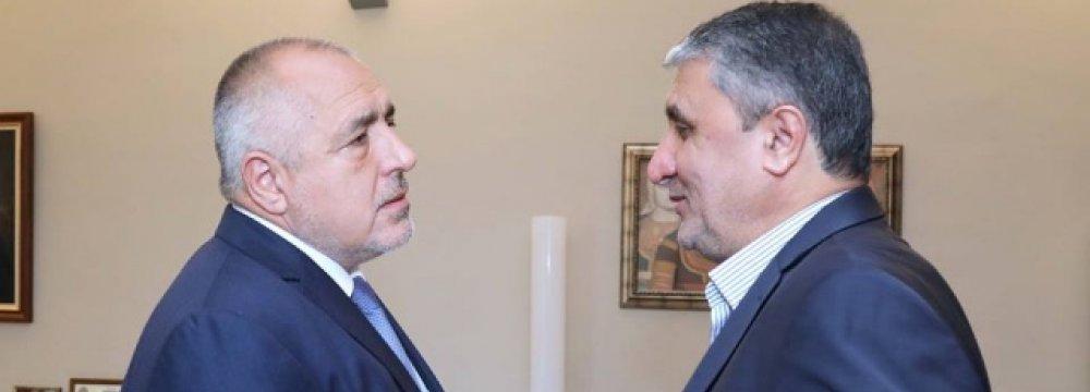 Iran, Bulgaria Sign MoUs to Strengthen Ties