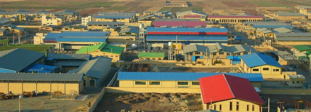 Small- and medium-sized enterprises constitute 92% of Iran's 85,000 manufacturing enterprises.