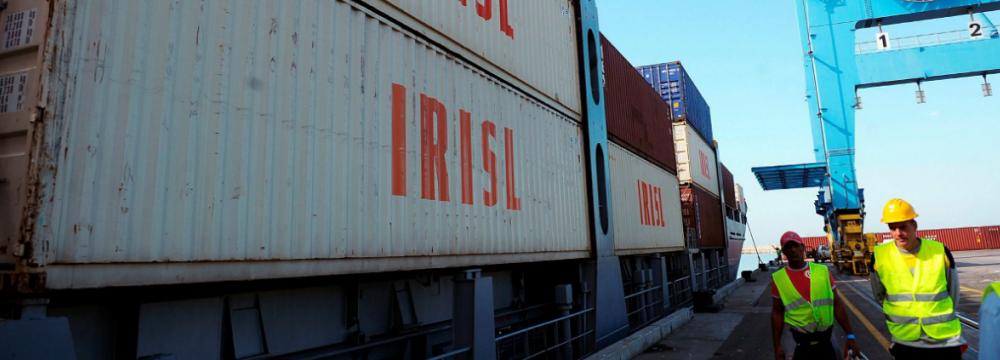 IRISL Shipping Revenues Surpass $770 Million in Year to June 20