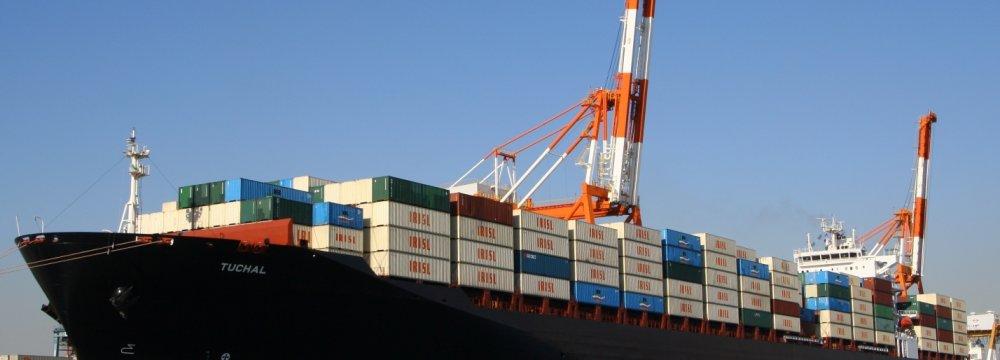 IRISL Ranks 15th Among World's 100 Prominent Shipping Lines