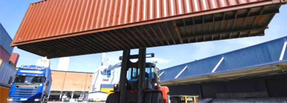 1st Refrigerated Export to UAE Via Bandar Lengeh