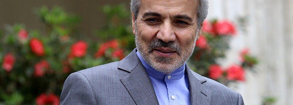 Iran Gov't Financial Resources Up 20%