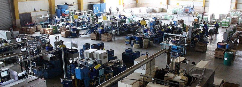 Industrial PMI Improves