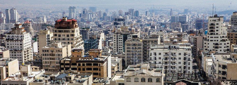 Tehran Housing Picks Up Steam