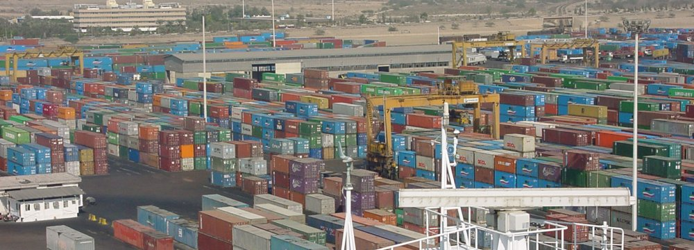 Customs Data Show Iran's Foreign Trade Recovery