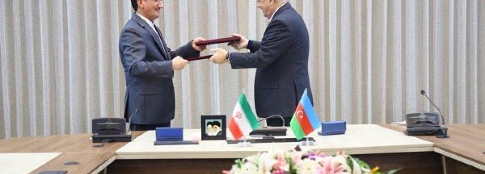 Rail Agreements With Turkey