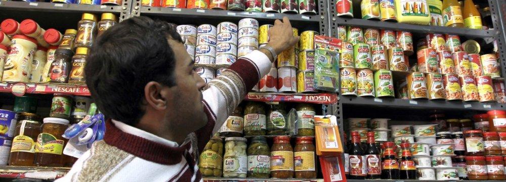 Food & Beverages Inflation at 22.4%