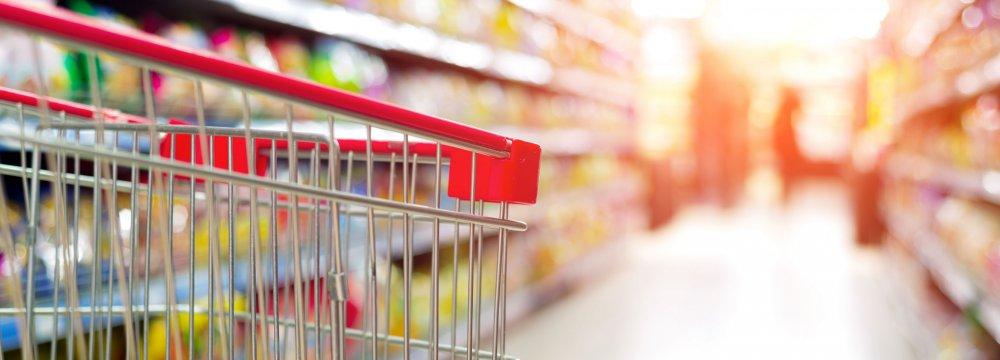 Food & Beverages Inflation at 21.7%