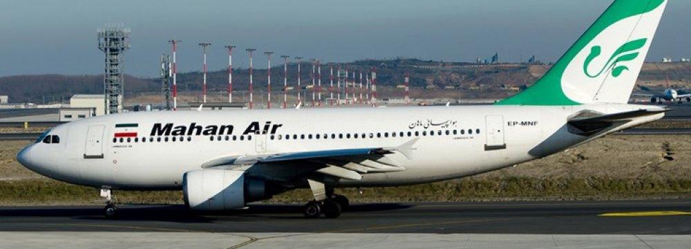 Iran-Afghanistan Flights Resume