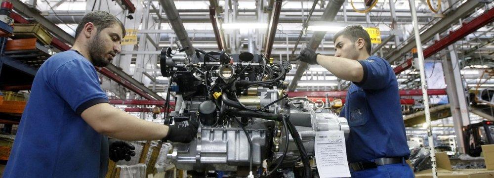 Iran's Economic PMI Improves