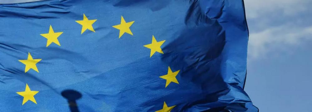 Iran-EU 2020 Trade Down 13%