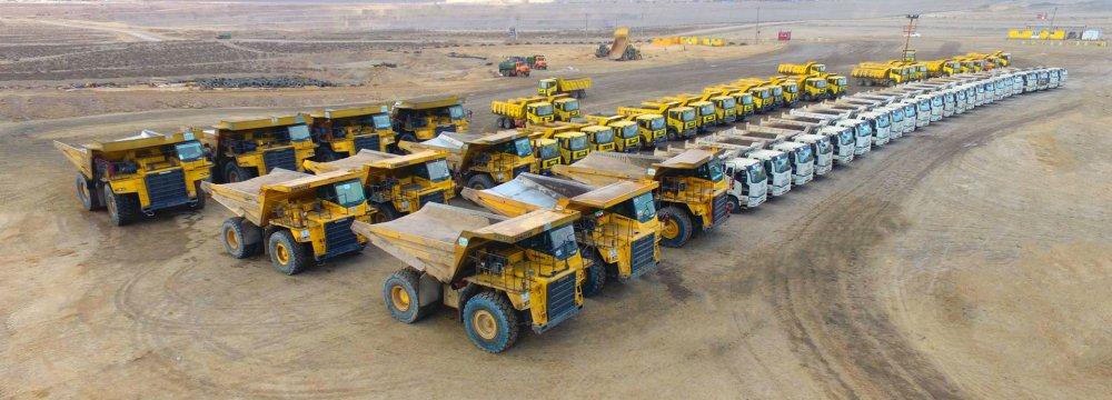 Iran's Q1-3 Mineral Exports Top $4b