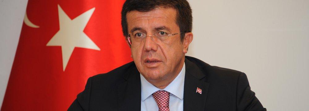 Turkey Will Keep Trading With Iran