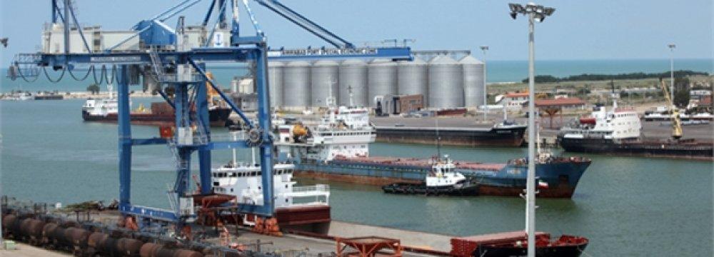 Amirabad: Biggest Export Terminal in Northern Iran
