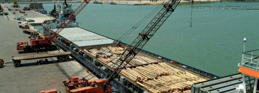 43% Rise in Amirabad Port Throughput