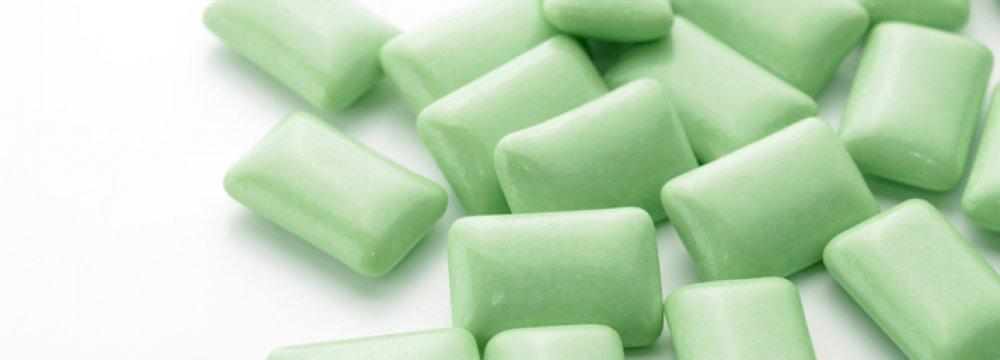 Turkey Biggest Exporter of Chewing Gum  to Iran