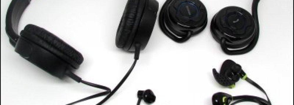 Iran Headphone, Earphone Imports Top 220K Tons