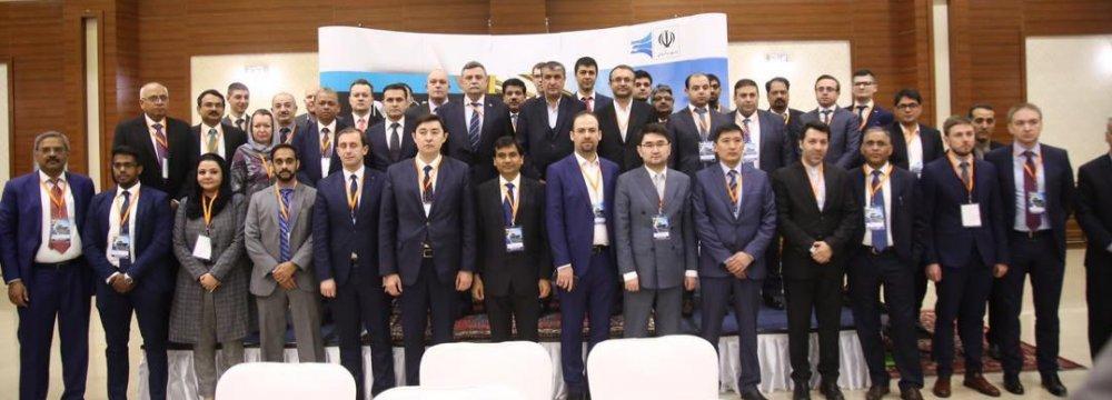 INSTC Countries Meet in Tehran to Survey Mega Project's Progress