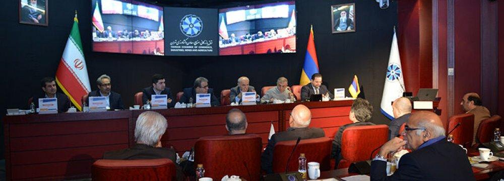 Iran, Armenia to Enhance Transactions via EEU Deal