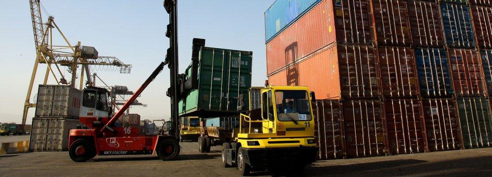 Iran-EAEU Trade Under PTA Surpasses $1.5 Billion