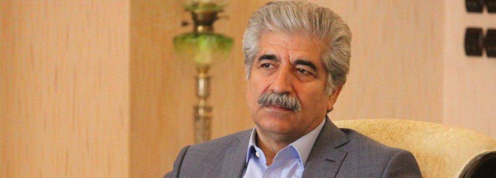 Chairman of Iran-Turkey Chamber of Commerce Reza Kami