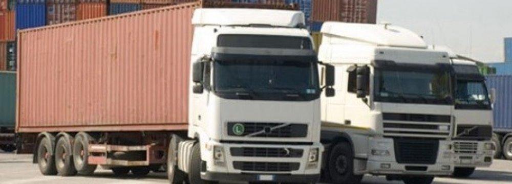 IRICA: Import Ban Not Linked to Transit