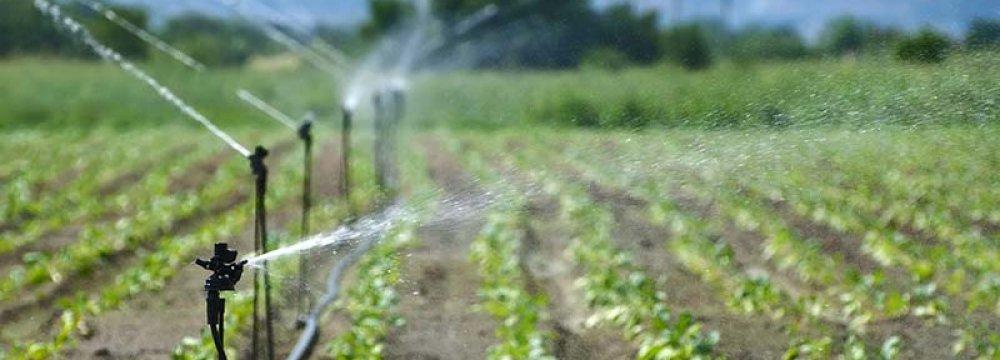Modern Irrigation Methods Expanding Nationwide