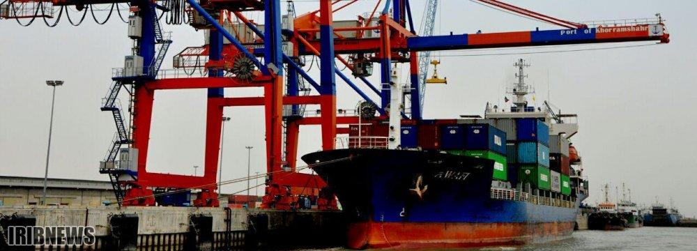 38% Rise in Khorramshahr Port Operations