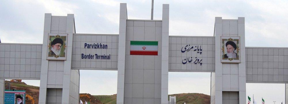 Parvizkhan Transit Rises 56%