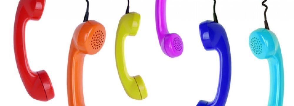 Telephone Imports at  $1.45 Million