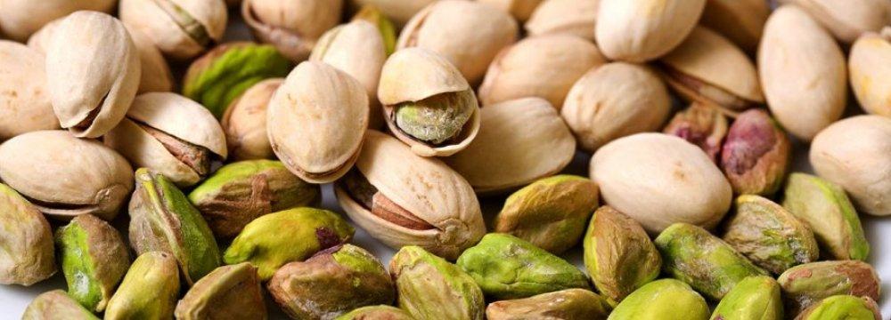 Pistachio Exports Grow 50%