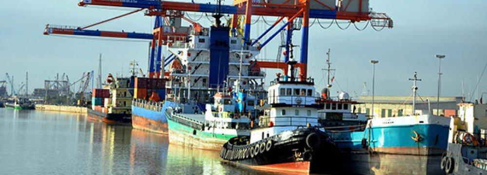 Qeshm Exports Up 48 Percent