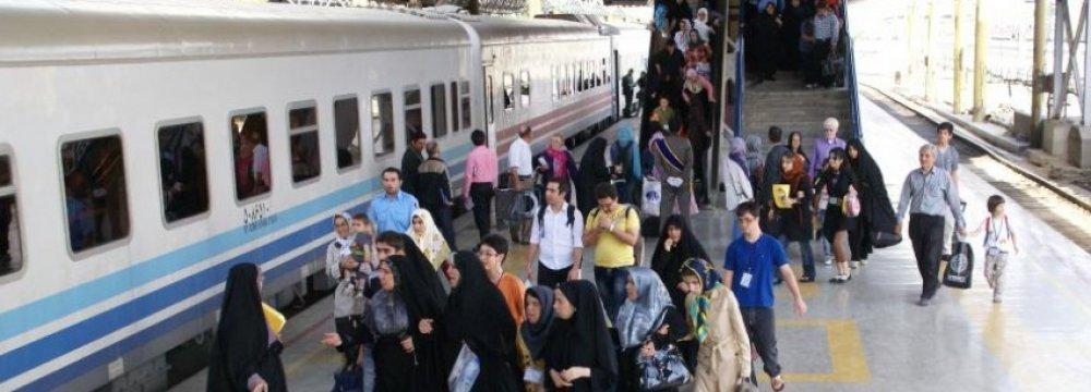 Railroads Transport 24m Passengers