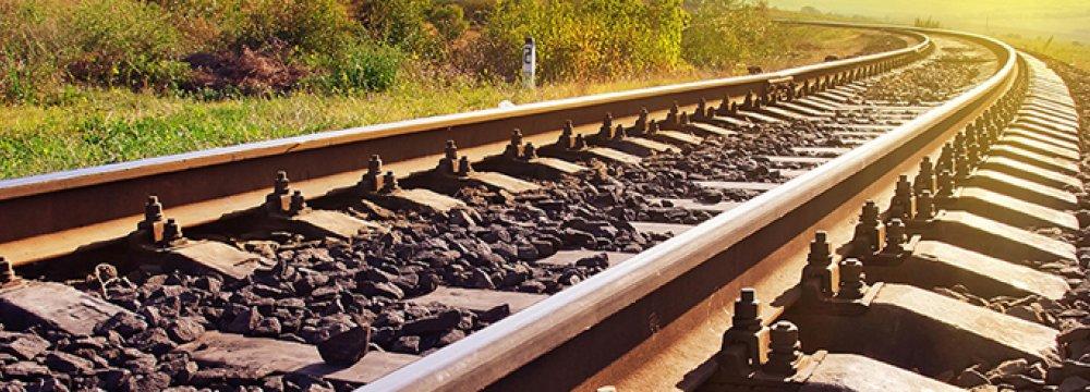 1st Yazd-Kashan Rail Transport of Steel Ingots