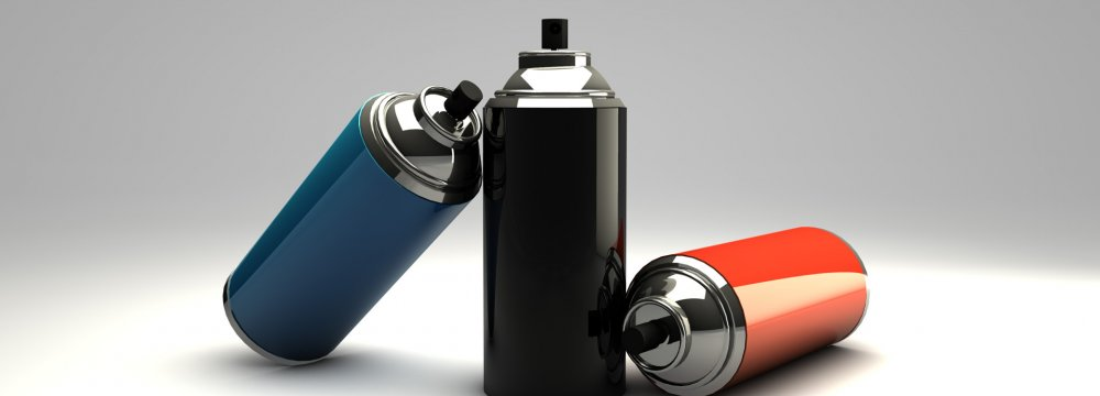 Spray Can Imports Cost $1.78m
