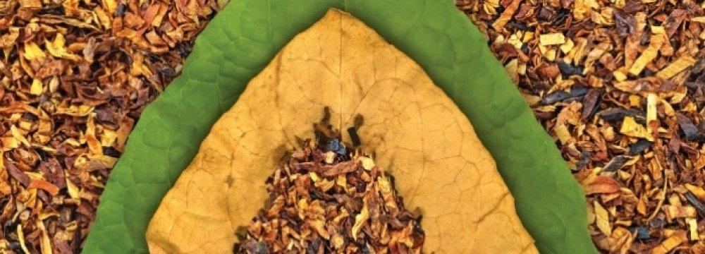 Turkey Biggest Tobacco Exporter to Iran