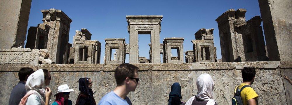 Iran 20th in World Travel, Tourism Power Ranking