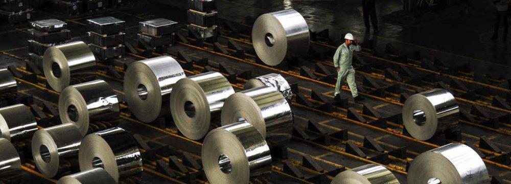 Iran H1 Steel Exports Top 3.5m Tons