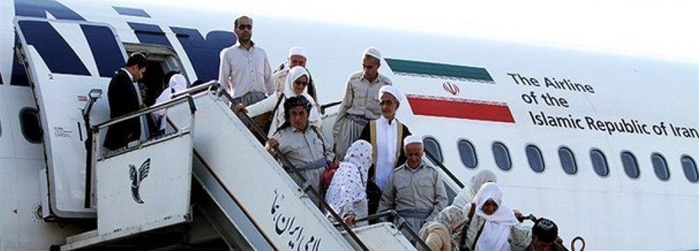 Hajj Return Flights Conclude