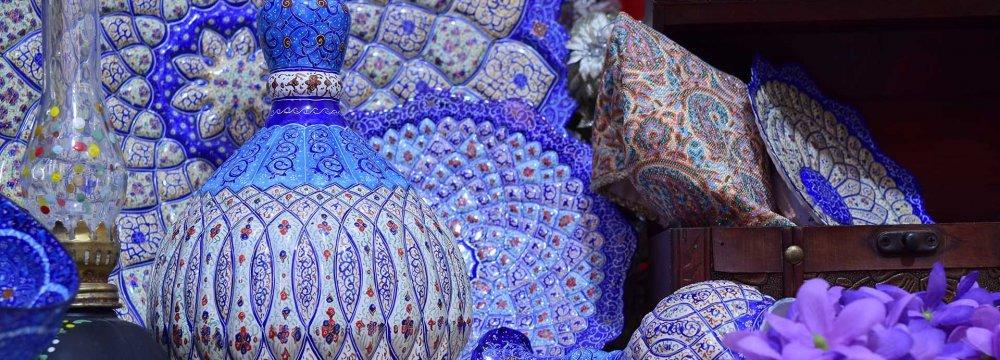 Iran: Handicrafts Exports Hit $580m