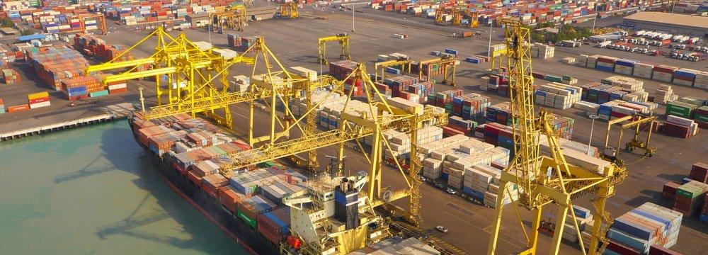 Iran's Non-Oil Trade Surplus With SCO Crosses $83m