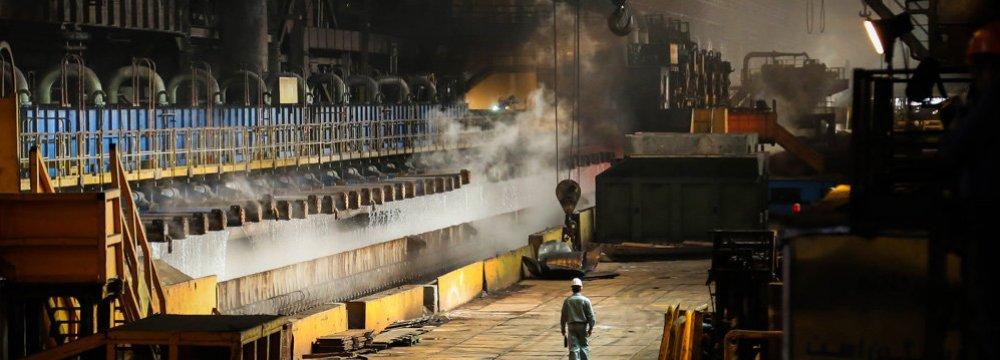 Steel Heavyweights Export 4.3m Tons in Nine Months