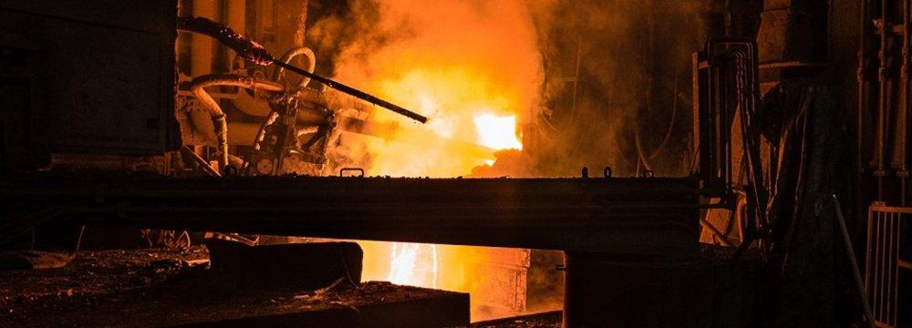 Iran Retains 10th Rank Among Global Steelmakers
