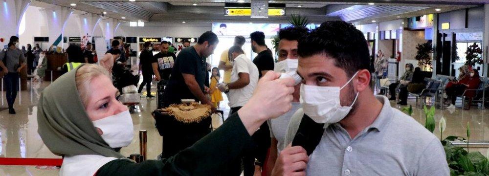 Iran Airports Company's Revenues Down 80% Since Covid-19 Outbreak
